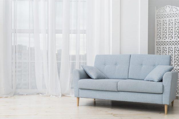 Cortina para sala de estar BH
