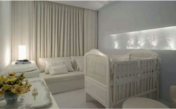 Cortinas para Quarto de Bebê BH