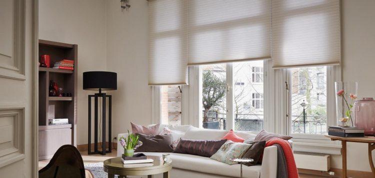 Tipos de cortinas para janelas
